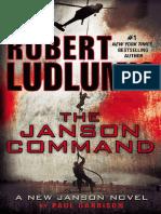 The Janson Command - Ludlum