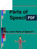 Parts of Speech 1