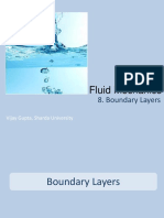 Chapter 8 Boundary Layers