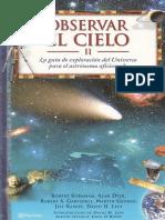 Observar El Cielo II