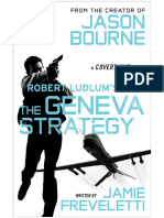 The Geneva Strategy - Jamie Freveletti (Ludlum's)