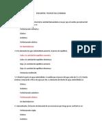 Economia . Preguntas y Respuestas - Modulo 3 y 4