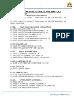 ESPECIFICACIONES TECNICAS-VIVIENDA MULTIFAMILIAR.doc