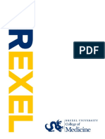 Drexel Md Program Look Book 2019
