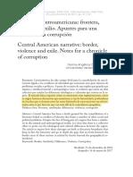 Cuevas Velasco, Norma Angélica (2017). Narrativa Centroamericana Frontera, Violencia y Exilio. Apuntes Para Una c (1)