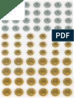 Monedas - Sistema Monetario Nacional