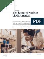 The Future of Work in Black America