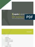 Infosessie DB2P 20100920 NL