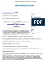 antimicrobianos medico general