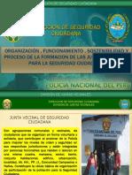 Juntas Vecinales Baños 2019