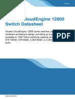 Huawei CloudEngine 12800 Series Switches Data Sheet