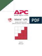 Matrix Manual