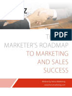 Roadmap to Marketing and Sales Success