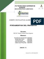 Fundamentos Del Proyetco