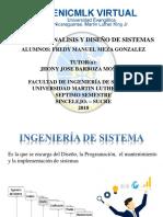Taller Nª1 Diferencias Entre Ingenieria de Software y Ingenieria de Sistema