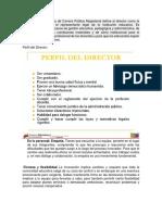 Direccion y Supervision