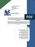 Retos y desafíos para la incorporación de una práctica educativa socio ética en la universidad pública