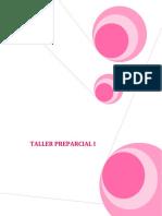Taller Preparcial Matematicas