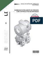 manual transdutores de pressão SMAR