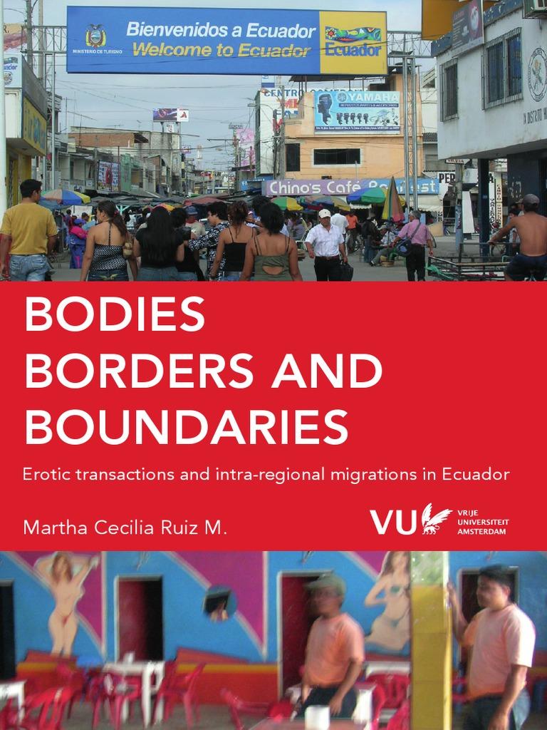 Abarra Miller Porno bodies border sex work.pdf | gender | ethnicity, race & gender