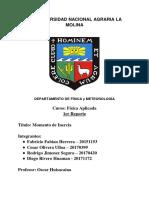 1er Informe de F.aplicada (1)