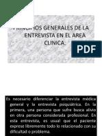 PRINCIPIOS GENERALES DE LA ENTREVISTA CLINICA.ppt