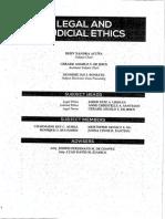 2019 Beda Mem Aid Legal and Judicial Ethics