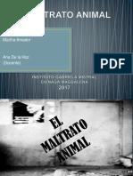 Maltrato Animal - Luciana Sanchez.pptx
