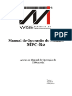 manual teste PFA Wise