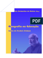 etnografia educacao