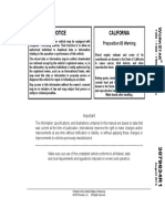 International Work Star Manual