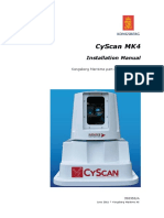 Cyscan MK4 Installation Manual
