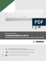 Inverter Bosch ACST INV 09 FM