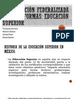 Educación Superior México