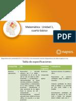 Matematica 4basico Unidad1 Valor Posicional