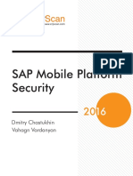 SAP-Mobile-Platform-Security