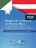 Reglas de Evidencia en Puerto Rico