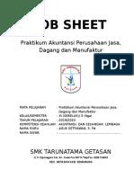 Job Sheet Satya Wacana Advertising1