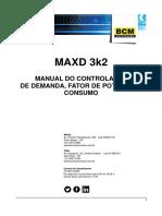 Manual do Max D