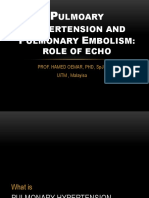 04-Role of Echo in Pulm Hypertion n Embolism