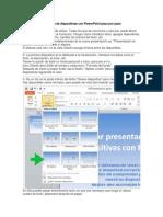 Como Crear Una Presentacion