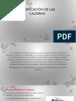 Clasificación de Las Calderas-1