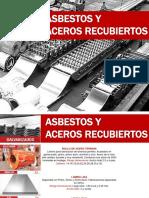 Catalogo Productos Asbestos y Aceros Recubiertos