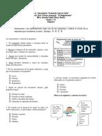 Examen parcial El reglamento