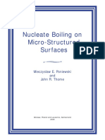 Nucleate Boiling