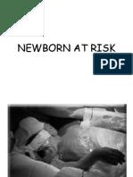 NEWBORN AT RISK sc.ppt