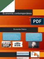 Economía contemporánea