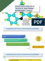 Inhibidores Selectivos de La Recaptacion de Serotonina