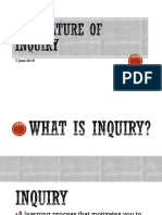 1. The Nature of Inquiry.pps