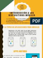 Introducción a Los Dispositivos Móviles....